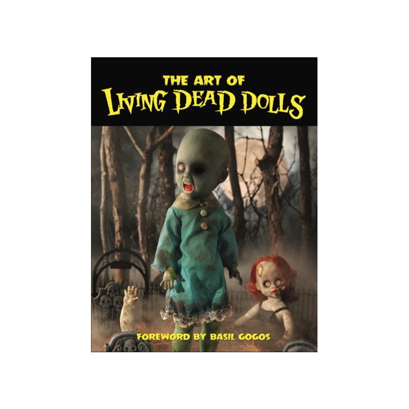 The Art of Living Dead Dolls Book