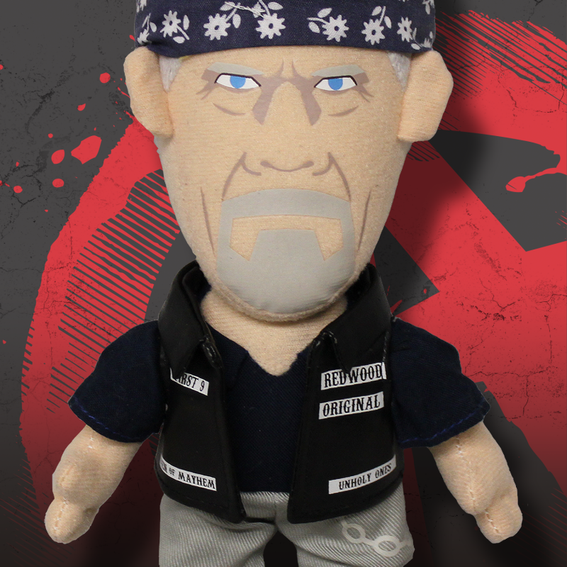 Clay Morrow Plush