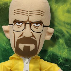 Breaking Bad Walter White In Hazmat Suit Plush