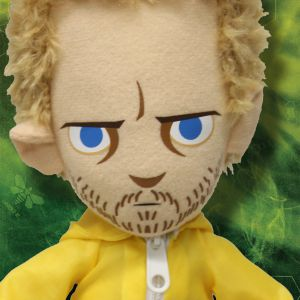 Breaking Bad Jesse Pinkman In Hazmat Suit Plush