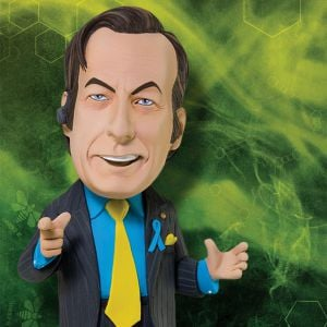 Breaking Bad Saul Goodman Bobblehead