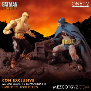 One:12 Collective Batman vs. Mutant Leader: Boxed Set