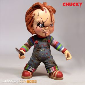 Child's Play Chucky Stylized Roto Figure by Mezco Toyz
