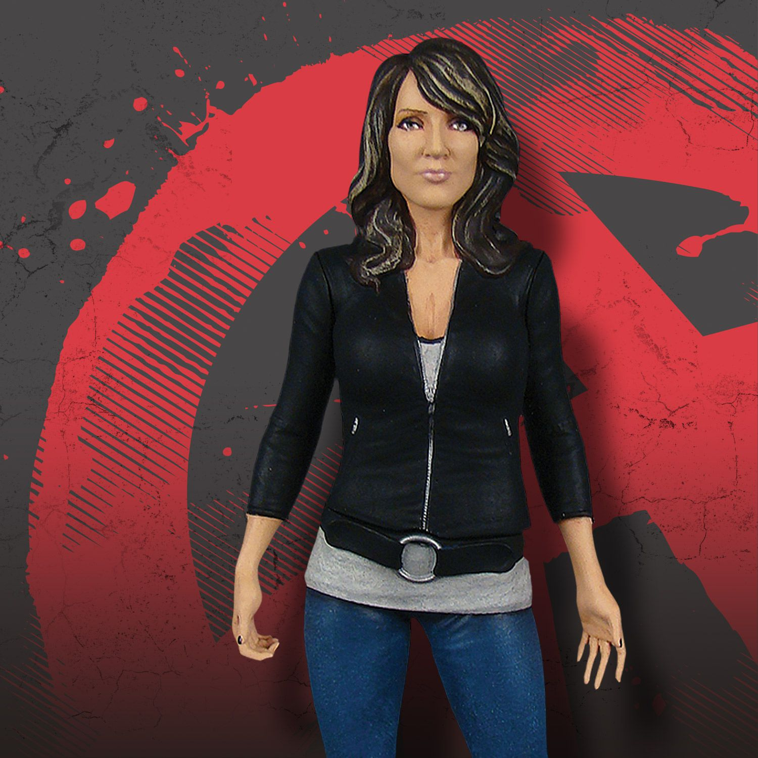 Sons Of Anarchy Gemma Teller Morrow 6 Quot Figure Mezco Toyz