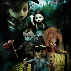 Living Dead Dolls Lost In Oz