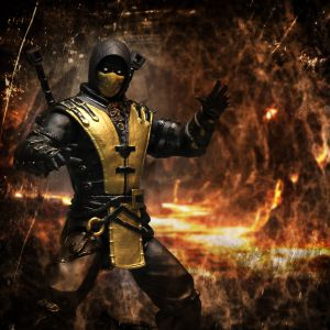 Mortal Kombat X Scorpion 6
