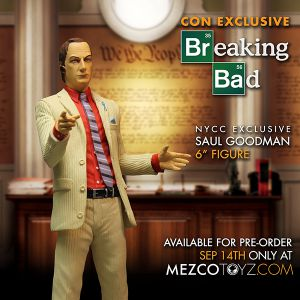 Breaking Bad Saul Goodman: White Suit Variant