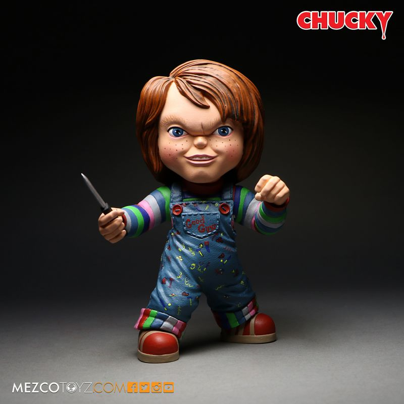 Toys R Us Chucky : Child s play good guys chucky stylized figure mezco toyz