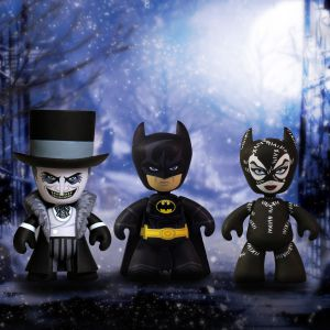 Mez-itz Batman Returns: Batman, Penguin & Catwoman