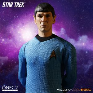One:12 collective Star Trek: Spock