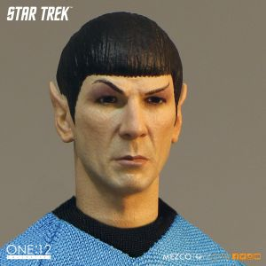 One:12 Collective Classic Star Trek Spock Figure by Mezco Toyz