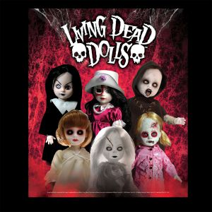 Living Dead Dolls Limited Edition Blanket