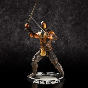 Mortal Kombat X Scorpion 4