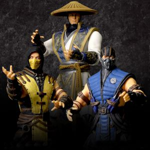 Mortal Kombat X Series One - 4