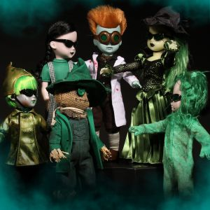 Living Dead Dolls Lost In Oz - Variant Set