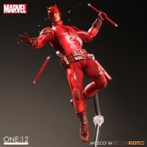 One:12 Collective Daredevil Action Figure by Mezco Toyz
