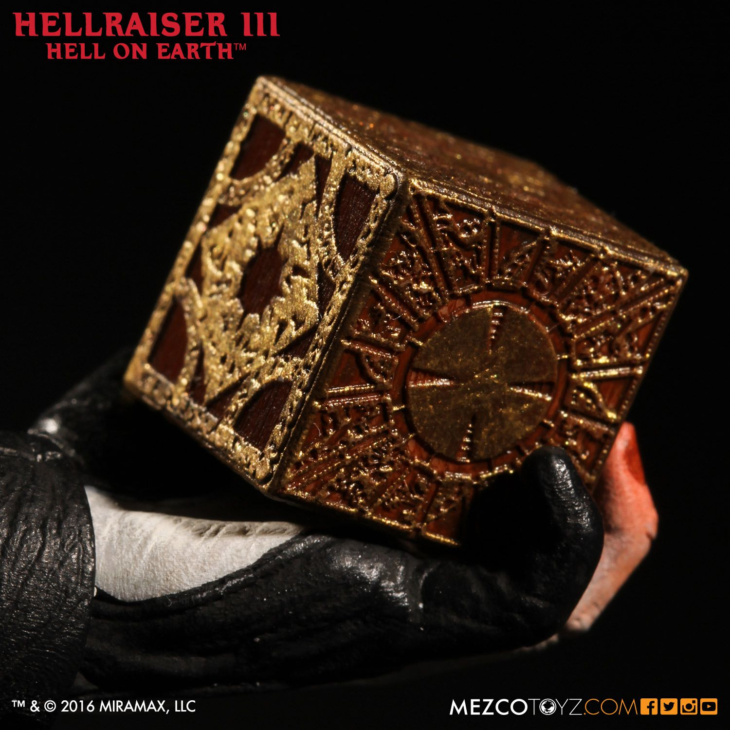 Hellraiser iii hell on earth klaxxon subtitulos