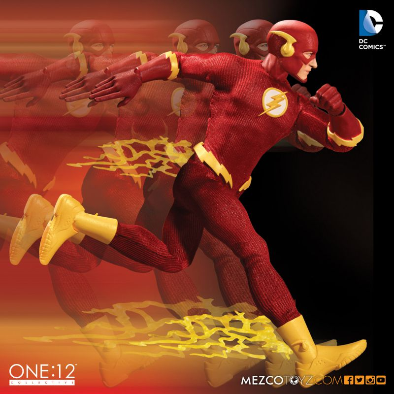 One:12 Collective The Flash 6