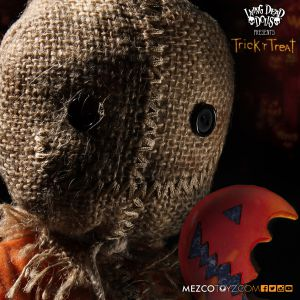 Living Dead Dolls Trick 'r Treat Sam by Mezco Toyz