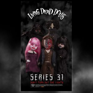 Living Dead Dolls Series 31 Banner