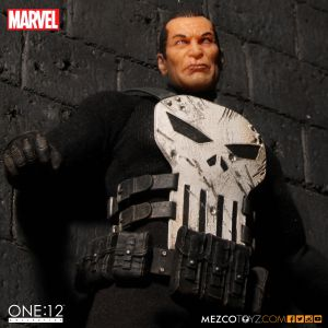 "One:12 Collective Marvel's Punisher 6"" Action Figure by Mezco Toyz"