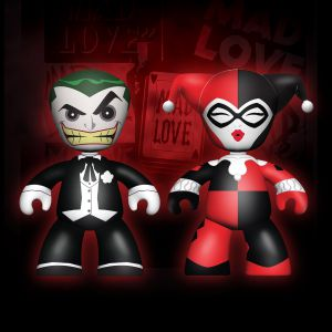 Mez-itz Mad Love - Joker & Harley Quinn