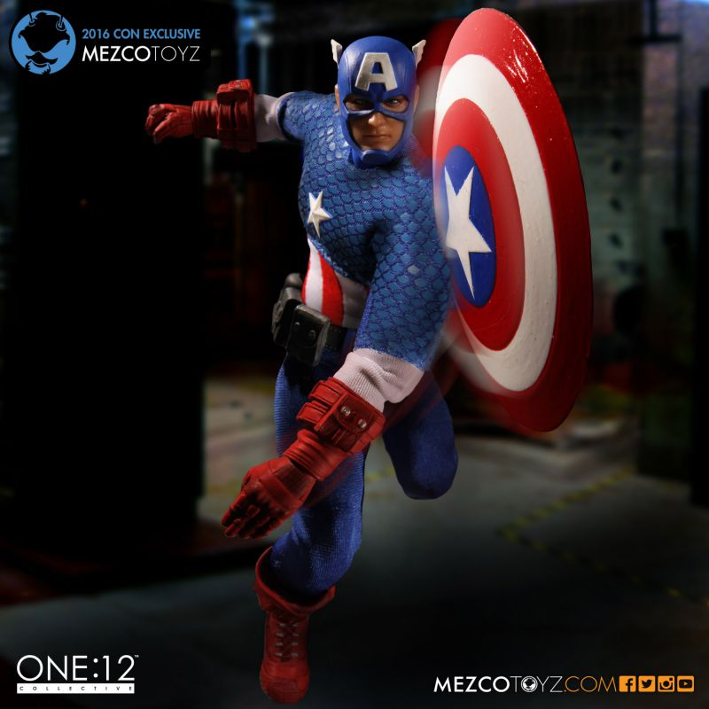 Captain America: Deluxe Classic Version