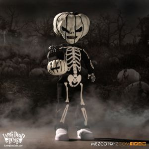 Living Dead Dolls 2016 Halloween Exclusive Jack O' Lantern by Mezco Toyz