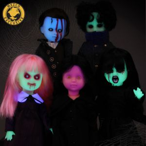 Living Dead Dolls Series 31: Glow-In-The-Dark Variants