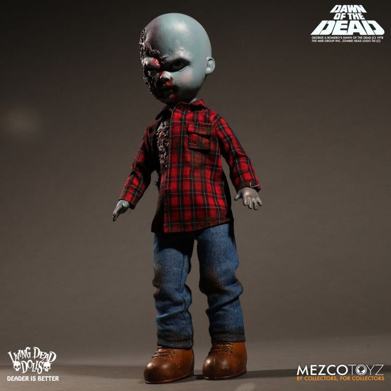 Dawn of the Dead: Flyboy & Plaid Shirt Zombie