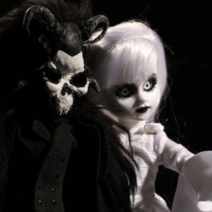 Living Dead Dolls Beauty and the Beast