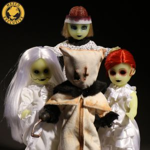 Living Dead Dolls Resurrection X Glow-In-The-Dark Variants