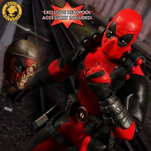 One:12 Collective Deadpool