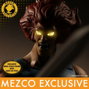 Thundercats 2017 SDCC Lion-O with Light Up Eyes