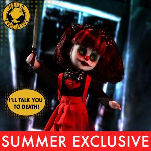 Living Dead Dolls Resurrection Cuddles with Sound