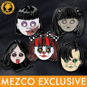 Living Dead Dolls Resurrection XI Pins