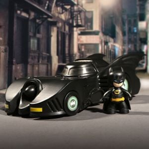 Mez-itz 1989 Batman and Batmobile