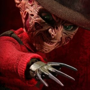 Living Dead Dolls A Nightmare On Elm Street: Talking Freddy Krueger