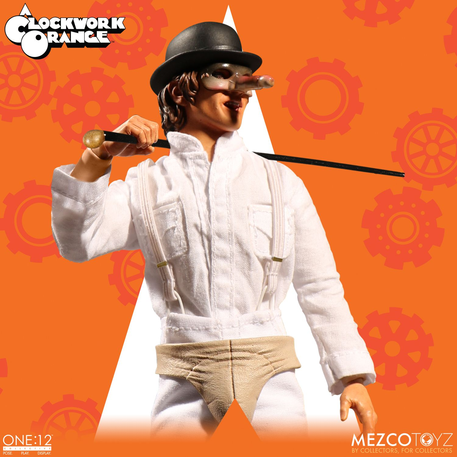 clockwork orange A clockwork orange movie reviews & metacritic score: kubrick makes of anthony  burgess' celebrated novel a savage and satiric morality play centering on alex.
