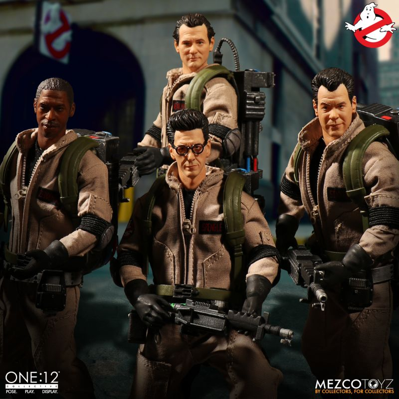 Ghostbusters Deluxe Box Set