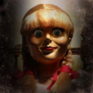 MDS Roto Plush Annabelle: Creation Doll
