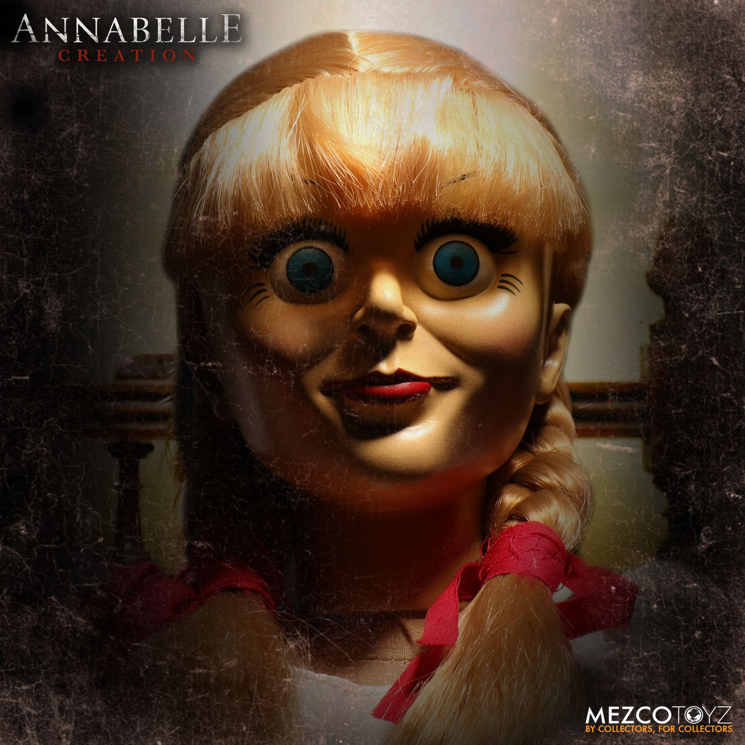 IN STOCK 18 inch Mezco 90503 Annabelle Creation Figure