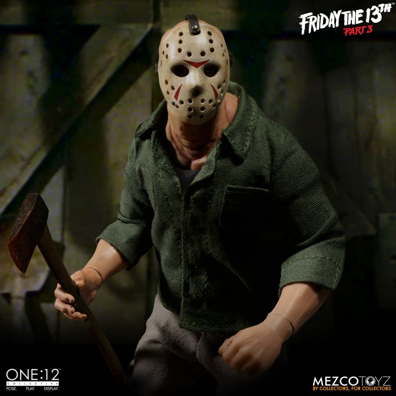Jason Voorhees from Friday The 13th Part 3