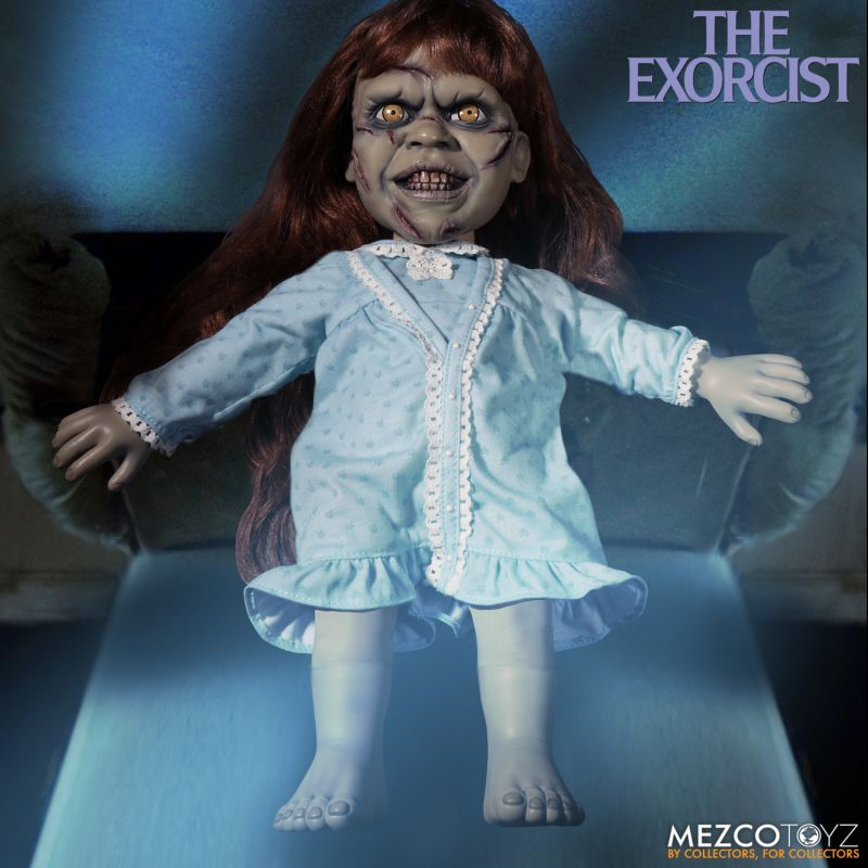 Mega Scale Exorcist with Sound Feature