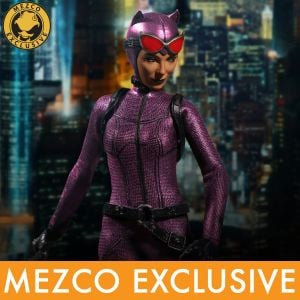 One:12 Collective Catwoman - Purple Suit Variant