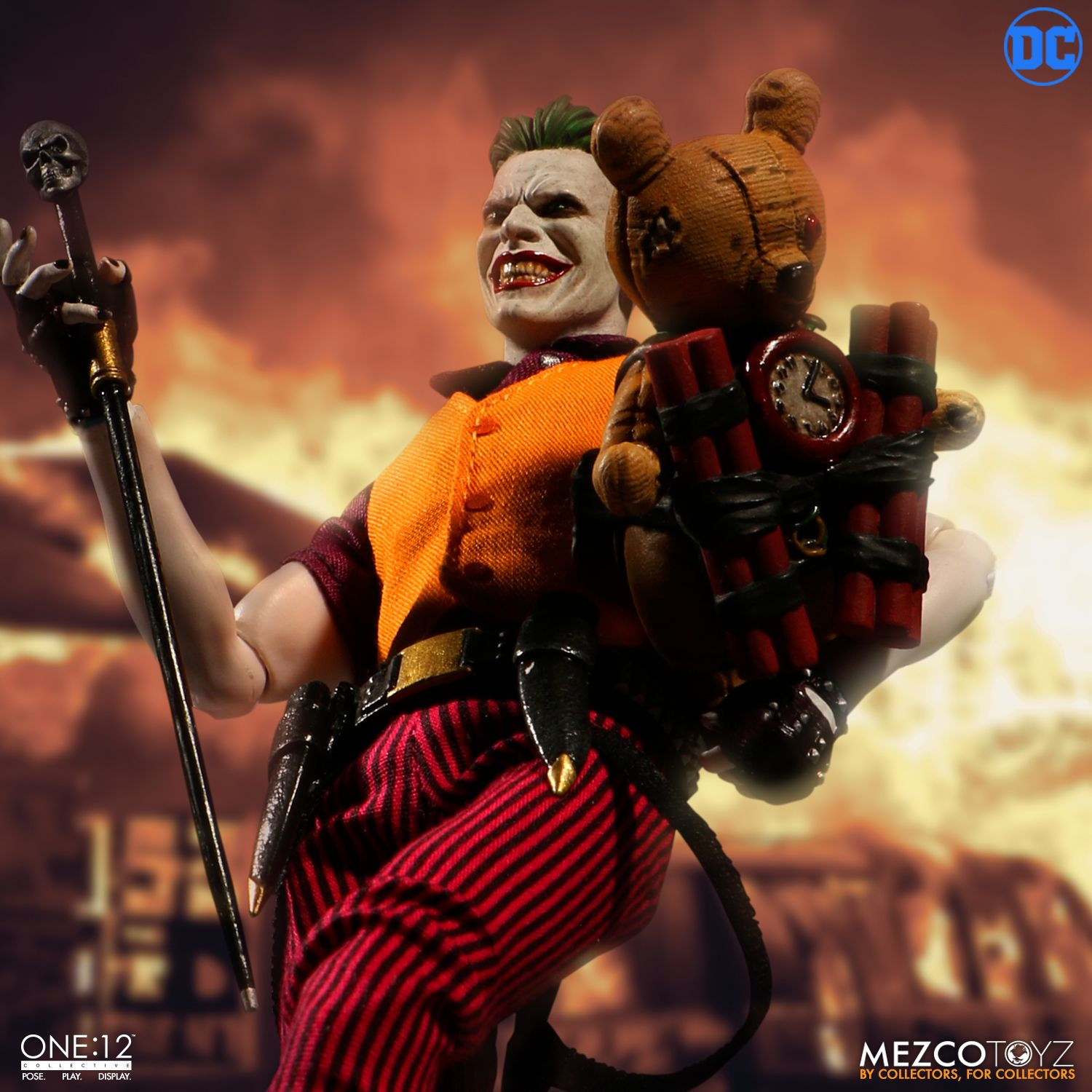 Clown Prince of Crime Edition One:12 Collective The Joker