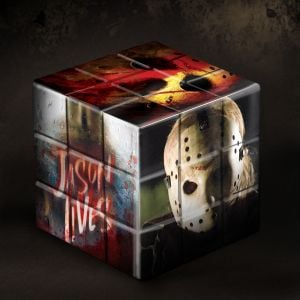 Puzzle Blox Jason Voorhees from Friday The 13th (2009)