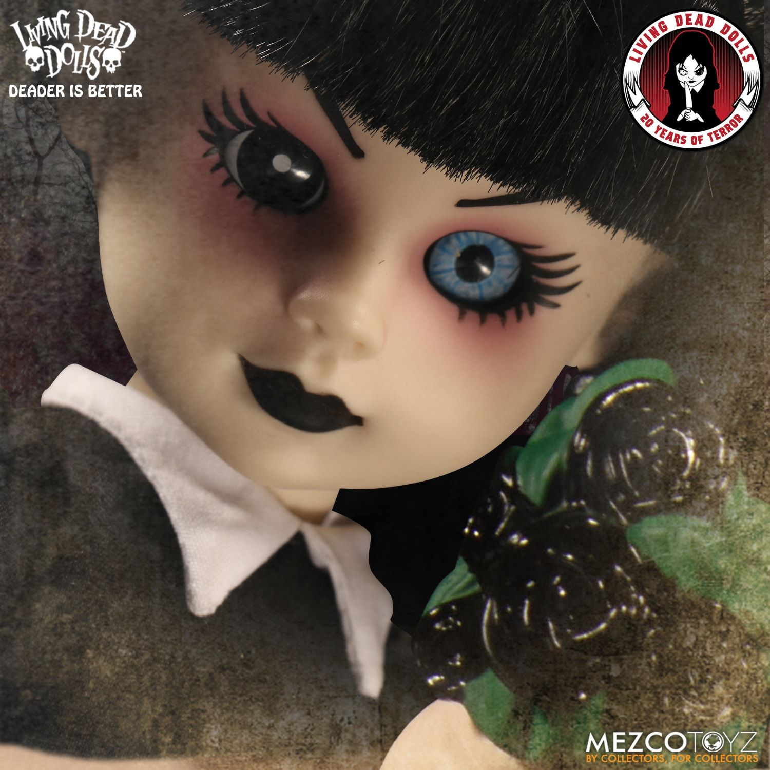 Mezco Living Dead Dolls 20th Anniversary Series Mystery Collection CANDY ROTTEN