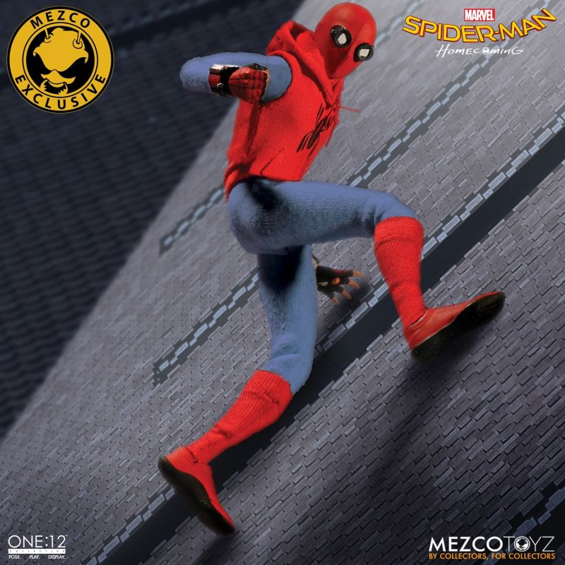 Spider-Man: Homecoming - Homemade Suit Edition