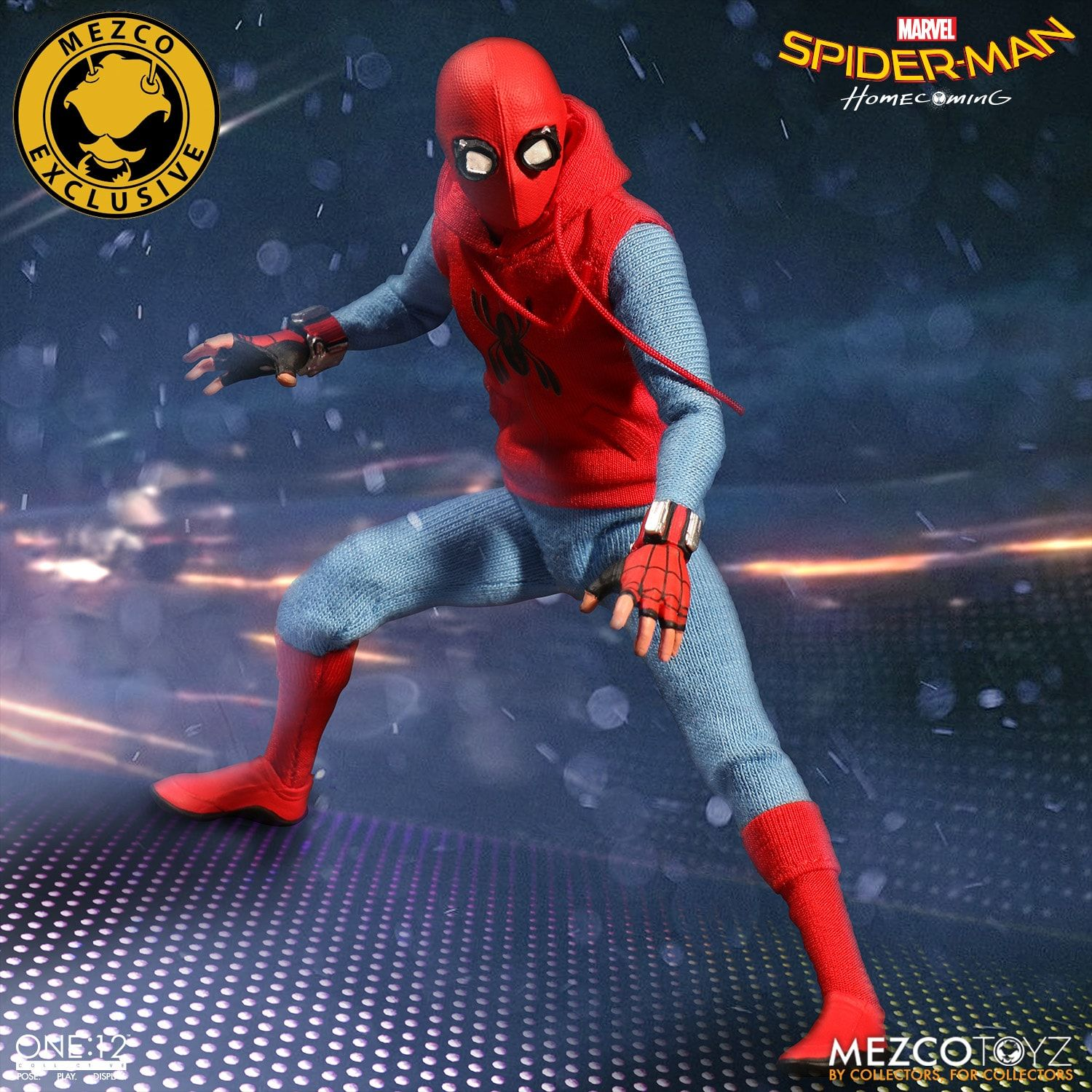 9ca7e9c00b One 12 Collective Spider-Man  Homecoming - Homemade Suit Edition ...